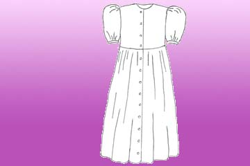 girls petunia dress