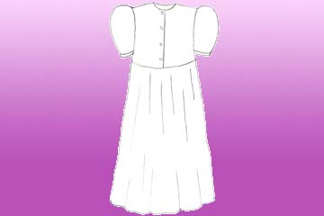 nursing azalea dress