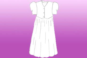 nursing camellia dress