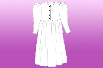 nursing rhododendron dress
